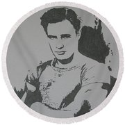 Brando Round Beach Towel