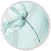 Breeze Round Beach Towel