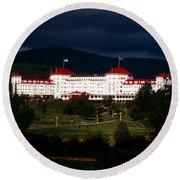 Bretton Woods Round Beach Towel
