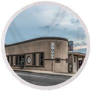 Bristol Station Brews And Taproom  Round Beach Towel