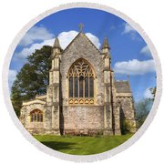 Brockenhurst - Hampshire - Uk Round Beach Towel