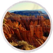 Bryce 3 Round Beach Towel