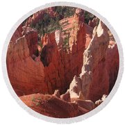 Bryce Canyon Look Round Beach Towel