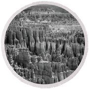 Bryce Canyon National Park 2 Round Beach Towel