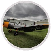 Bt-13a Valiant Round Beach Towel