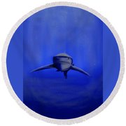 Bubblova Round Beach Towel