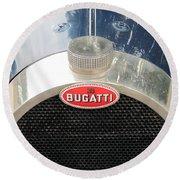 Bugatti  Round Beach Towel