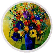 Bunch 0508 Round Beach Towel