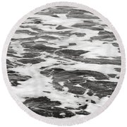 Bw5 Round Beach Towel