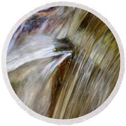 By The Mill. Water Round Beach Towel