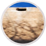 Call Out To Me Round Beach Towel