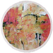 Calypso Round Beach Towel