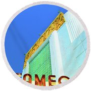 Cameo Theatre Round Beach Towel