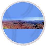 Canyonlands National Park No. 1 Round Beach Towel