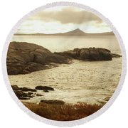 Esperance Bay S Round Beach Towel