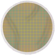 Carolin Round Beach Towel