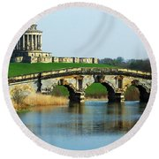Castle Howard Round Beach Towel