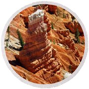 Cedar Breaks 4 Round Beach Towel