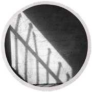 Cellbar Shadows Round Beach Towel