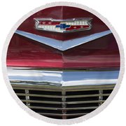 Chevrolet 17 Round Beach Towel
