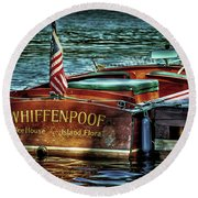 Chris Craft Continental - 1958 Round Beach Towel