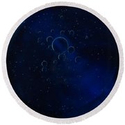Circular Designs Round Beach Towel