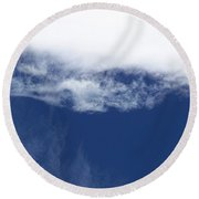 Cloud12 Round Beach Towel