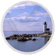 Cnrf0901 Round Beach Towel