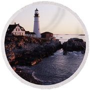 Cnrf0905 Round Beach Towel