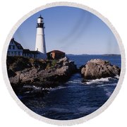 Cnrf0910 Round Beach Towel