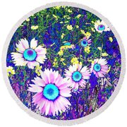 Colormax 2 Round Beach Towel