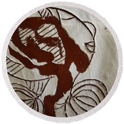 Comfort - Tile Round Beach Towel