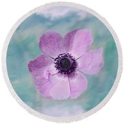 Cool Spring Round Beach Towel