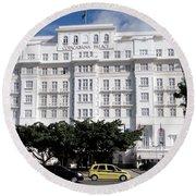 Copacabana Palace Round Beach Towel