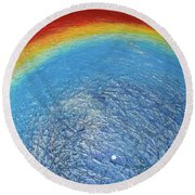 Cosmos Artography 560031 Round Beach Towel