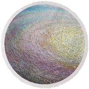 Cosmos Artography 560062 Round Beach Towel