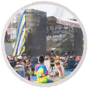 Creationfest 2007 Round Beach Towel