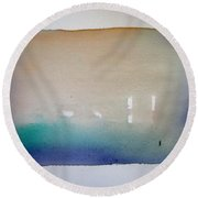 Creedence Rivaval Round Beach Towel
