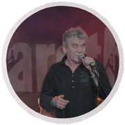 Dan Mccafferty Round Beach Towel