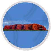 Darwin 1 Round Beach Towel