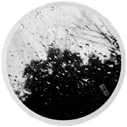 Day Dreaming Round Beach Towel