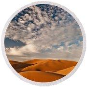 Death Valley 9 Round Beach Towel