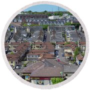 Bogside Derry Round Beach Towel