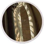 Diffusion Round Beach Towel