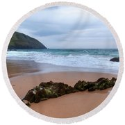 Dingle Peninsula - Ireland Round Beach Towel
