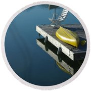 Dnre0609 Round Beach Towel