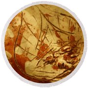 Don - Tile Round Beach Towel