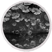 Dovedale Round Beach Towel