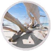 Driftwood C141414 Round Beach Towel