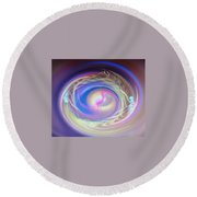 Dsc01576 Round Beach Towel